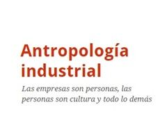 Antropologia Industrial